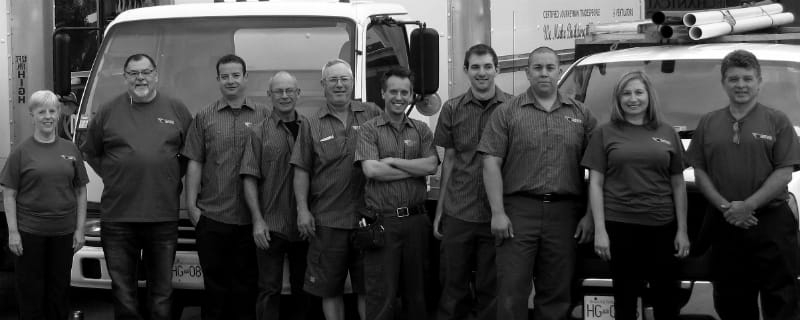 GT Air Mechanical Service Staff